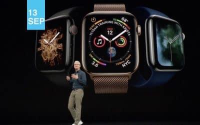 Nouveau APPLE 2018 iPhone, Watch