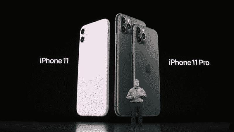 Nouveau iPhone 11/11 Pro